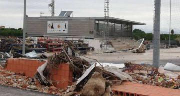 El Valencia CF ayudará a la Academia Benferri-Oleza a reconstruir su escuela tras la DANA