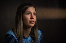 Andrea Esteban: 'Queremos que las jugadoras disfruten compitiendo'