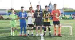 Torrent, Roda e Inter San José, entre los seis clasificados de la Jornada 2 de la X Copa Federación Alevín