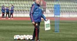 David Gordo llama a Alejandro, 'Rubo' y Jesús con la Selección Española Sub-17