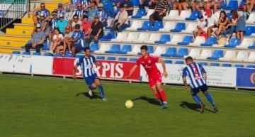 El CD Castellón impugna el partido de Copa RFEF ante el Alcoyano por presunta alineación indebida