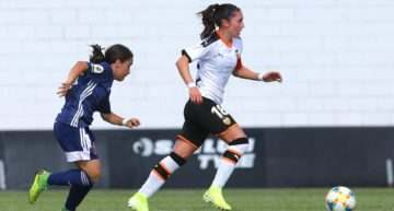 El Valencia no logra pasar del empate ante un combativo CD Tacón (1-1)