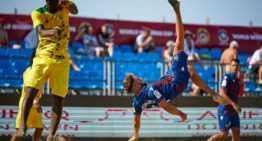 El LUD Fútbol Playa se mete en octavos de la World Winners Cup por la puerta grande
