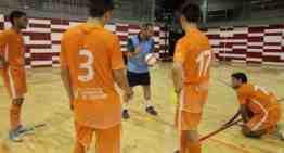 Amistoso de la Selección FFCV Sub-19 de futsal ante el CDFS Segorbe