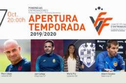 'Poker' de entrenadores de élite para la apertura de temporada del Comité FFCV de Entrenadores
