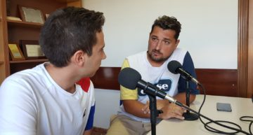 'Valenta Radio' visita al Discóbolo Femenino en su segundo programa de la temporada