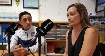 La realidad del CFF Marítim, escuela protagonista del tercer programa de 'Valenta Radio'
