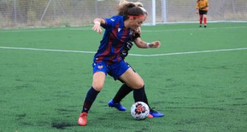 El Levante sigue con su buena dinámica y supera con contundencia al Collerense (4-2)
