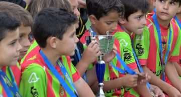 Calendario y partidos de la Jornada 2 de la X Copa Federación Alevín en El Planter
