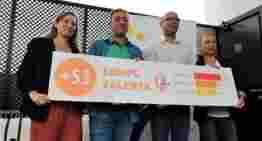 GALERÍA: El proyecto Valenta en 9 meses: 63 nuevos equipos y una fiesta por todo lo alto el 8 de noviembre