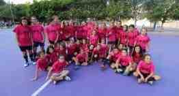 GALERÍA: El Clínic Valenta de futsal congregó a 43 niñas en Esclavas Valencia