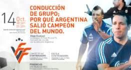 Un campeón del mundo con Argentina en futsal abrirá las jornadas FFCV de actualización del CTE en Alicante