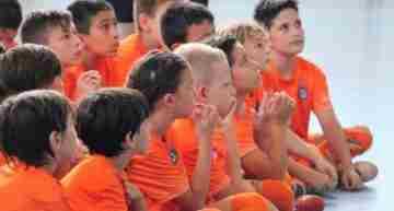 Este fin de semana arrancan las nuevas Ligas Prebenjamines FFCV de futsal en Valencia