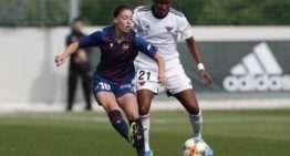 El Levante Femenino recupera sensaciones tras una completa segunda parte ante el CD Tacón (0-3)