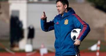 Tres futbolistas de la Comunitat estarán con España Sub-19 en Belgrado
