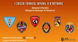 La UE Vall dels Alcalans celebra su I Torneo Juvenil 9 d'Octubre