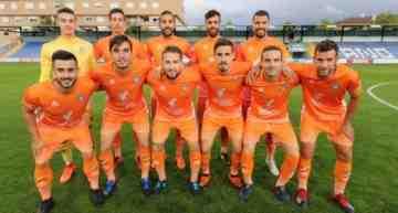 Amistoso de preparación en Elche para la Selección FFCV de la UEFA Regions Cup