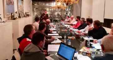 El futuro de las Superligas de fútbol-8 se debatió en la primera reunión del nuevo Comité Deportivo FFCV