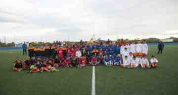Cracks, CDFB l'Eliana o Masteam Massamagrell, clasificados en la Jornada 4 de la X Copa Federación Alevín