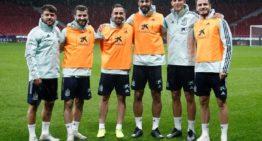 La FFCV presume de mayoría valenciana dentro de la Selección Española