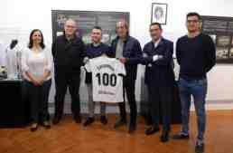 El histórico Ricardo Arias y la emoción de la exposición 'Un Sentiment Etern' en Catarroja