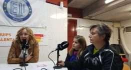 El primer equipo femenino de la historia del E1 Valencia, gran protagonista del sexto programa de 'Valenta Radio'