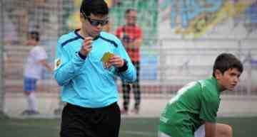 Este fin de semana podría mostrarse la primera 'tarjeta verde' en los partidos de la FFCV