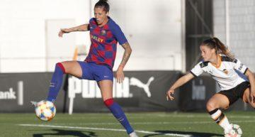 El Valencia no puede frenar a un Barcelona imparable (0-4)