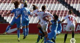 Un nuevo escándalo arbitral priva al VCF Femenino de sumar en Sevilla (4-3)