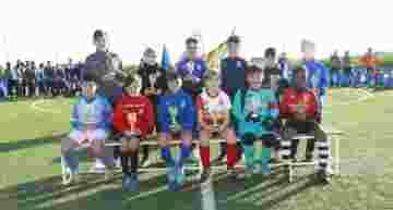 Catorce nuevos equipos se meten en semis durante la Jornada 5 de la X Copa Federación Alevín