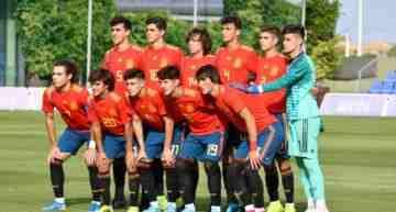 Cinco jugadores de la Comunitat citados con la selección española sub18 para la Copa Algarve
