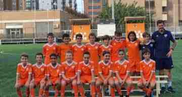 Resumen Superliga Alevín Segundo Año (Jornada 6): Santa Bárbara se 'cuela' entre los grandes