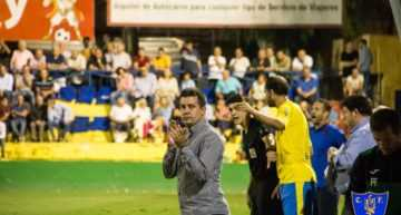 Villafaina dice adiós al Orihuela CF: 'He vivido mucho y muy bueno'