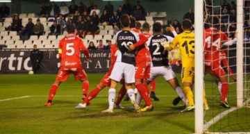 Una maldita prórroga deja al Castellón a las puertas de la final de la Copa RFEF (0-3)