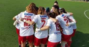 El Discóbolo Femenino denuncia la actitud 'altiva' de un árbitro el pasado fin de semana