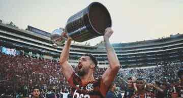 El valenciano Pablo Marí conquista la Copa Libertadores: 'Hacer historia lejos de casa es algo muy grande'