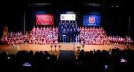 GALERÍA: La Escuela de Fútbol CD Caxton College celebra su X aniversario