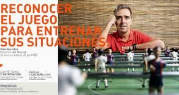 Dani Guindos será el encargado de cerrar el primer trimestre de las Jornadas de Actualización FFCV en Benidorm