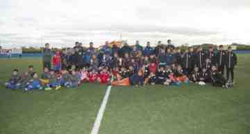 Vall dels Alcalans, Malvarrosa o Inter San José, entre los clasificados de la Jornada 3 de X Copa Federación Alevín