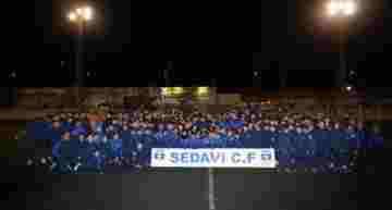 GALERÍA: Sedaví CF se acerca un paso más a su ideal con la presentación de la temporada 19-20