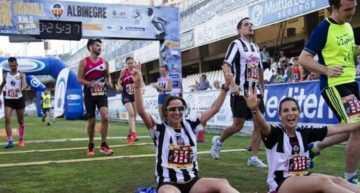 La carrera popular 'IV Orgull Albinegre' presenta su circuito