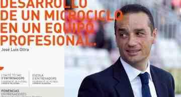 José Luis Oltra será ponente en las Jornadas de Actualización del CTE el 3 de diciembre