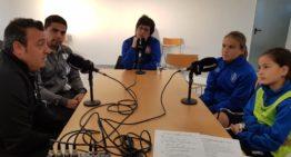 Las 'lobas' del Atlétic Lliria Femení enseñan los dientes en el séptimo programa de 'Valenta Radio'