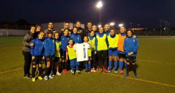 Quique Martínez: 'Queremos consolidar una línea femenina al completo para generar una afición al fútbol femenino'