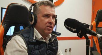 Lizondo Cortés: 'Hay que tener paciencia con los árbitros jóvenes, lo contrario hace que abandonen y haya que empezar de cero'