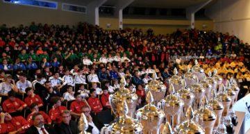 Más de 700 jugadores y jugadoras estuvieron en la Entrega de Trofeos 18-19 a los equipos campeones de Alicante