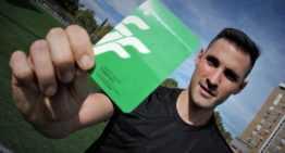 Así están siendo los primeros pasos de la tarjeta verde en el fútbol valenciano