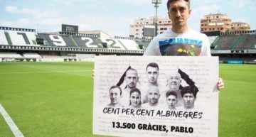 Castalia y el Castellón, 13.500 razones para la satisfacción