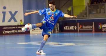 Fede convoca a Raúl Gómez para afrontar los dos amistosos de España futsal ante Japón