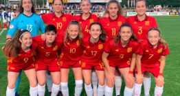 Ainhoa Estévez y Estela Carbonell entrenarán con España Sub-16